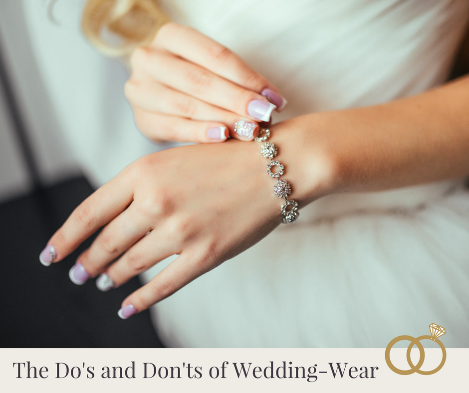 The Do's and Don'ts of Accessorizing Your Wedding Dress | Cecil's Fine Jewelry