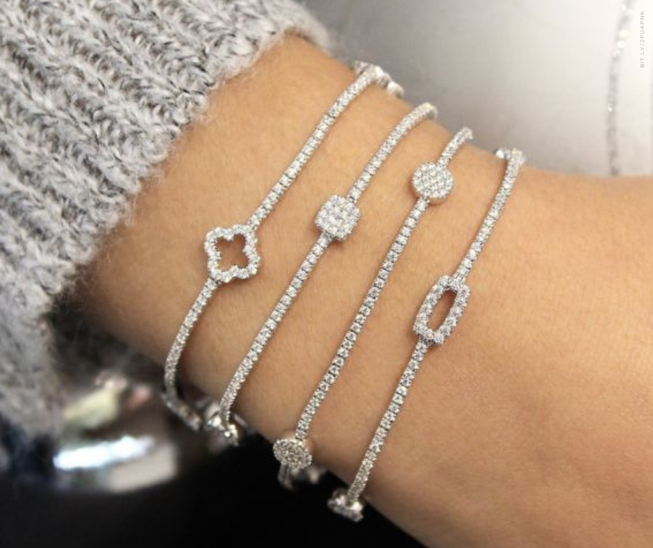 Tennis Bracelets: History and How To | Cecil's Fine Jewelry