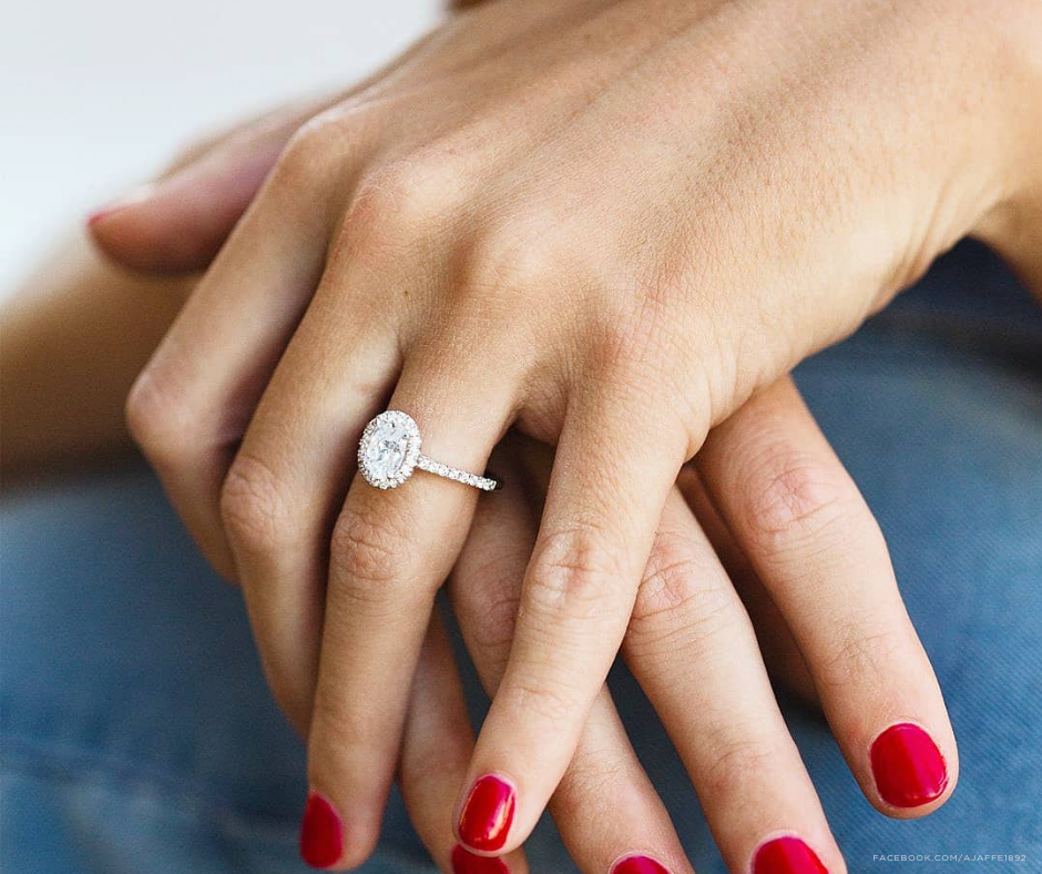 5 Times to Not Wear Your Engagement Ring | Cecil's Fine Jewelry Blog